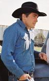 כמה תשלמו על החולצה שג'ייק לבש בהר ברוקבק?