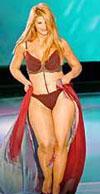 קריסטי אלי - כבר לא שחקנית שמנה