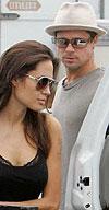 אנג'לינה ובראד....האם הם מתחתנים בשבוע הבא?