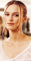 קירה נייטלי מוכנה להתחתן רק בסרטים