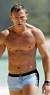 האם ג'יימס בונד שרירי מדי?