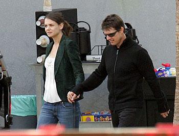 טום קרוז וקייטי הולמס בהריון!