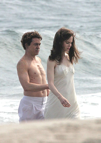 ניקול הרוסה מההריון של קייט וטום