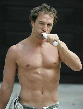 מתיו מקונוהי: הגבר הכי סקסי שיש