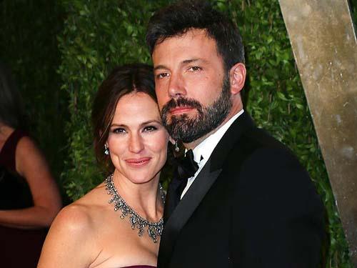 הלם בהוליווד: בן אפלק וג'ניפר גארנר מתגרשים