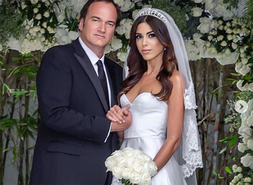 זאת אהבה: דניאלה פיק וקוונטין טרנטינו התחתנו