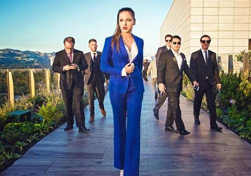 השחקנית הישראלית ספיר אזולאי תככב בסרט אקשן עם ג'רארד באטלר