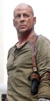 ברוס ויליס מת לחיות בפעם הרביעית - הצצה לסרט
