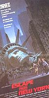 שובו של הנחש - הבריחה מניו יורק –ביקורת DVD