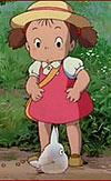 השכן הקסום שלי טוטורו - על ילדים שדים ויערות ביפן - ביקורת סרט