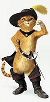 החתול במגפיים צועד לעבר סרט משלו
