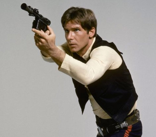 האריסון פורד מוכן לחזור למלחמת הכוכבים