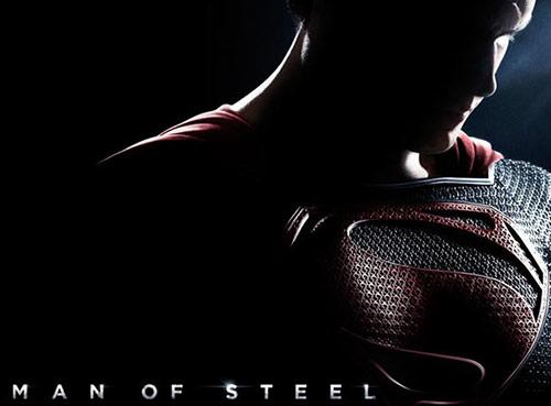 סופרמן: איש הפלדה – טריילר חדש