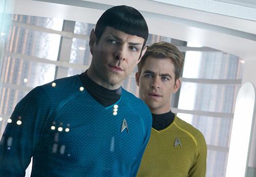 צפו בטריילר החדש של: Star Trek into Darkness