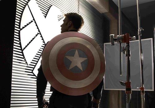 קפטן אמריקה 2: הצילומים מתחילים