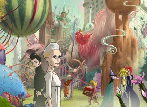 כנס העתידנים זוכה בפרס סרט האנימציה