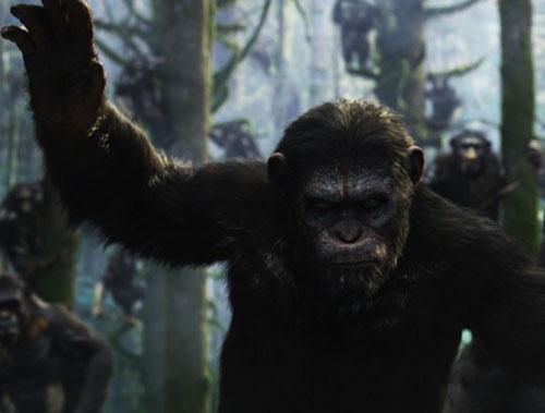 כוכב הקופים: השחר – טיזר טריילר ראשון