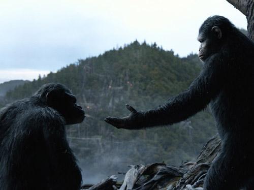 ג'יימס פרנקו יופיע בכוכב הקופים: השחר?