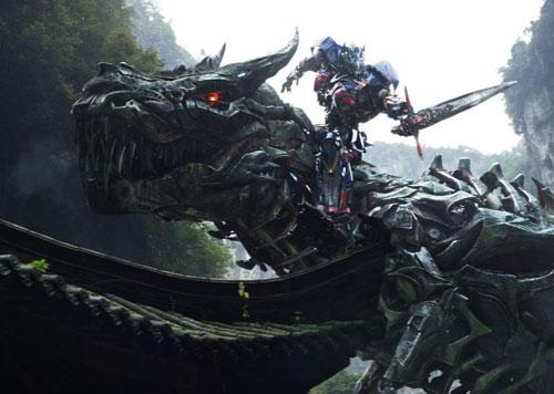 רובוטריקים 4: הסרט הכי מכניס בסין