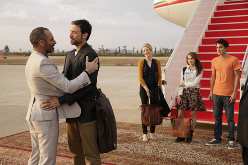 הפקת הסדרה טיירנט עוזבת את ישראל