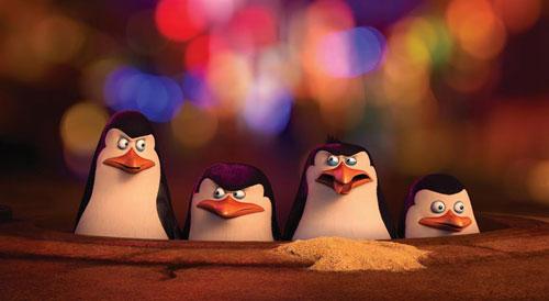הפינגווינים ממדגסקר - צפו בטריילר בלעדי