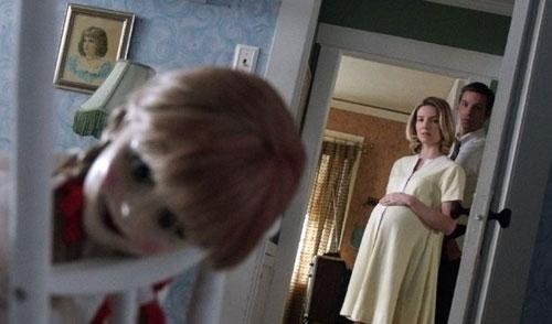 הבובה המפחידה חוזרת - אנאבל - טריילר ראשון