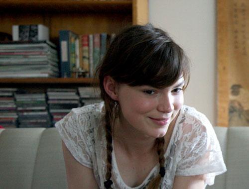 ראיון בלעדי עם שחקנית הסרט 52 ימי שלישי