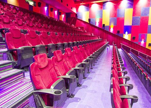 צפו: מתחם הקולנוע החדש של סינמה סיטי בכפר סבא