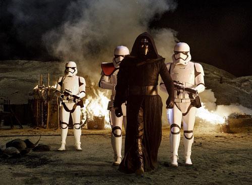 צפו בטריילר החדש למלחמת הכוכבים: הכוח מתעורר