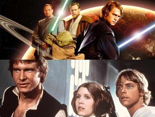 ראש בראש - איזו טרילוגיה של מלחמת הכוכבים טובה יותר?