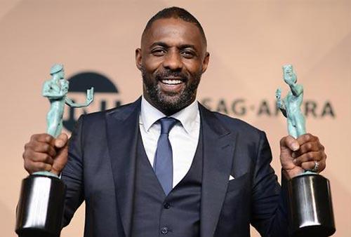 פרסי איגוד השחקנים: השחקנים השחורים מנצחים בגדול