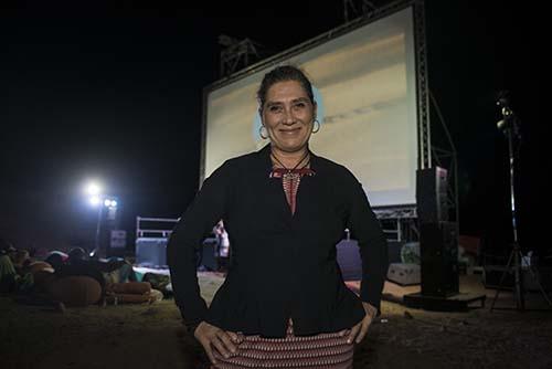 הסרט הוא תמונת מראה של ברזיל, ראיון עם במאית אמא שנייה