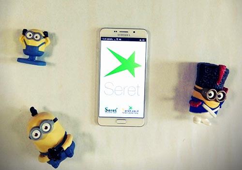 זה מגיע: הורידו ראשונים את אפליקציית Seret לאנדרואיד