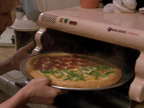 סצנות הפיצה מעוררות התיאבון בקולנוע