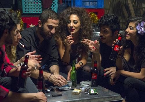 סקר הגולשים: לא פה, לא שם הוא הסרט הישראלי של תשעז