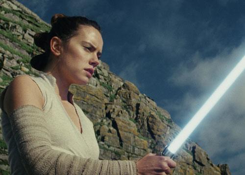 שובר קופות - מלחמת הכוכבים: אחרוני הג'דיי עושה היסטוריה