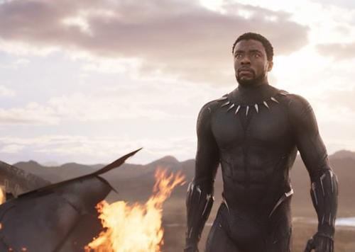 הדרך לפנתר השחור: סיפורם של גיבורי העל כהי העור