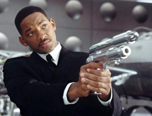 גבר בשחור: הסרטים הגדולים של וויל סמית'