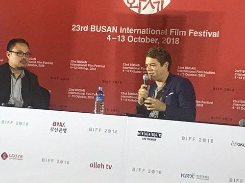 פסטיבל בוסאן, ימים 3 ו-4: מפגש עם מפיק האימה ג'ייסון בלום