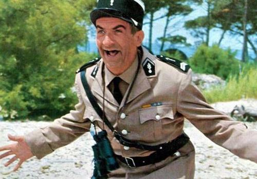 השוטר מסן טרופז: ביקורת לקראת פסטיבל הקומדיות הצרפתיות