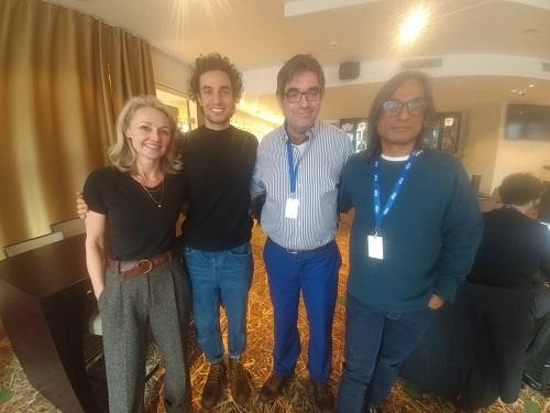 כולנו בני אדם ואפשר להסתדר יחד: ראיון עם צוות הסרט סלאם