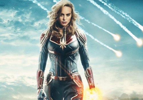 עם הכנסות של מעל מיליארד דולר: קפטן מארוול הוא הסרט הרווחי לשנת 2019