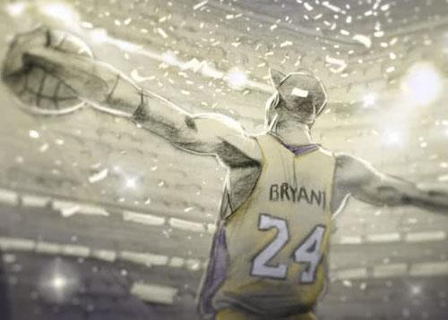 לזכר קובי בראיינט: צפו בסרט הקצר עליו זכה באוסקר Dear Basketball
