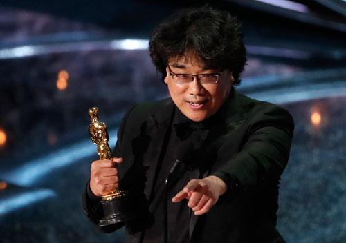 היסטוריה באוסקר: פרזיטים הקוריאני זכה בפרס הסרט הטוב