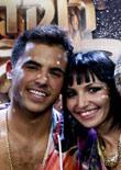 אסף הרץ ומאשה טרויאנסקי זכו ברוקדים עם כוכבים