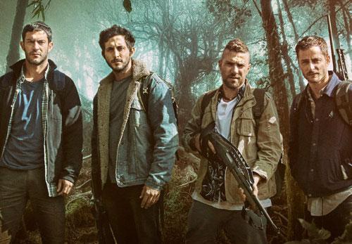 שובר מסך: מי ישחק בגרסה האמריקאית של בשבילה גיבורים עפים?