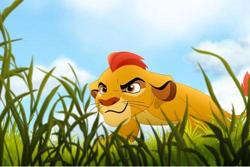 סדרה חדשה למלך האריות