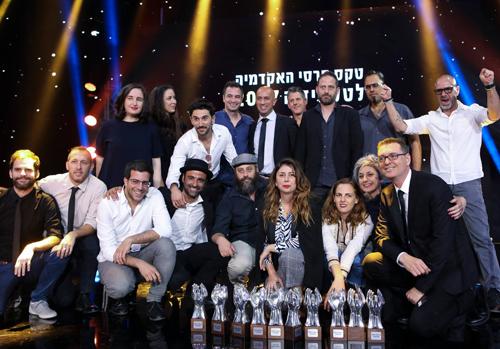 האם לפאודה ושבאבניקים הגיע לזכות בפרסי הטלוויזיה?