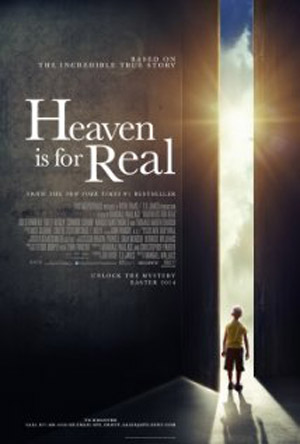 Heaven Is for Real - תמונה / פוסטר הסרט Heaven Is for Real