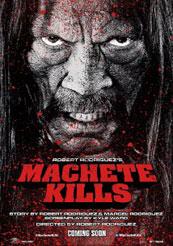 Machete Kills - תמונה / פוסטר הסרט מצ'טה קטלני